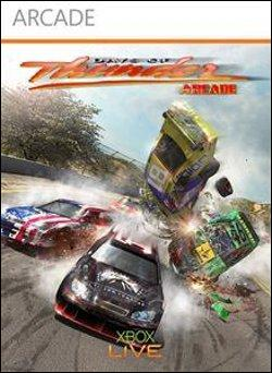 Days of Thunder: Arcade (Xbox 360 Arcade) by Microsoft Box Art