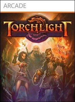 Torchlight (Xbox 360 Arcade) by Microsoft Box Art
