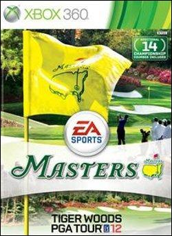 Tiger Woods PGA Tour 12 (Xbox 360) by Microsoft Box Art