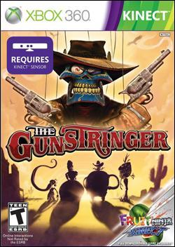 Gunstringer, The (Xbox 360) by Microsoft Box Art