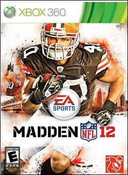 Madden NFL 12 (Xbox 360) by Electronic Arts Box Art