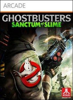 Ghostbusters: Sanctum of Slime (Xbox 360 Arcade) by Microsoft Box Art