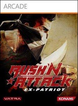 Rush'N Attack: Ex-Patriot (Xbox 360 Arcade) by Microsoft Box Art