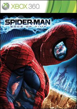 Spider-Man: Edge of Time (Xbox 360) by Activision Box Art
