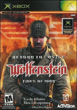 Return to Castle Wolfenstein: Tides of War Box art