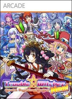 TROUBLE WITCHES NEO!  (Xbox 360 Arcade) by Microsoft Box Art