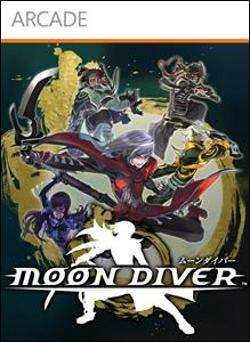 Moon Diver (Xbox 360 Arcade) by Square Enix Box Art
