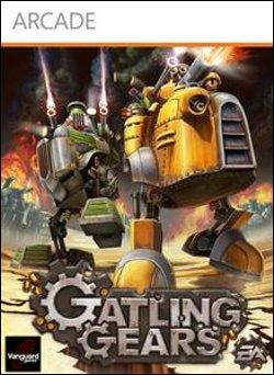 Gatling Gears  (Xbox 360 Arcade) by Microsoft Box Art