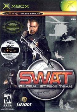 SWAT: Global Strike Team Box art