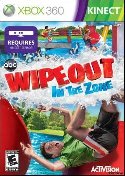 Wipeout: In the Zone (Xbox 360) by Activision Box Art