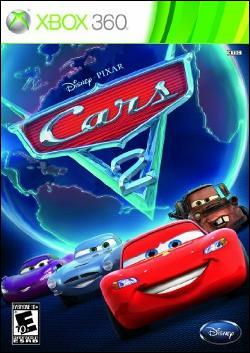 Cars 2: The Video Game (Xbox 360) by Disney Interactive / Buena Vista Interactive Box Art