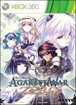 Record Of Agarest War Zero (Xbox 360) by Aksys Games Box Art