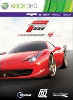 Forza Motorsport 4 (Xbox 360) by Microsoft Box Art