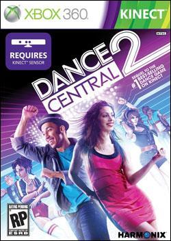 Dance Central 2 (Xbox 360) by Microsoft Box Art