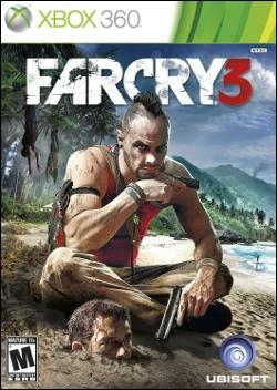 Far Cry 3 (Xbox 360) by Ubi Soft Entertainment Box Art