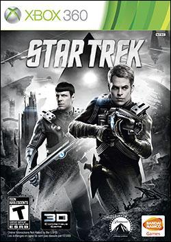 Star Trek (Xbox 360) by Paramount Digital Entertainment Box Art