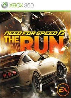 Need for Speed:  The Run (Xbox 360) by Electronic Arts Box Art