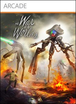 War of the Worlds (Xbox 360 Arcade) by Paramount Digital Entertainment Box Art