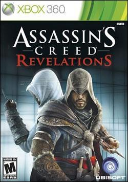 Assassins Creed Revelations (Xbox 360) by Microsoft Box Art