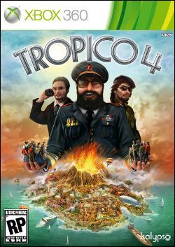 Tropico 4 (Xbox 360) by Kalypso Media Digital, Ltd. Box Art
