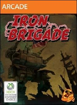 Iron Brigade (Xbox 360 Arcade) by Microsoft Box Art