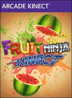 Fruit Ninja  (Xbox 360 Arcade) by Microsoft Box Art