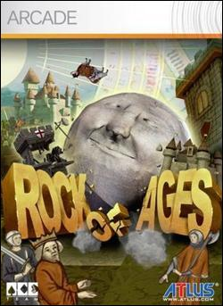 Rock of Ages  (Xbox 360 Arcade) by Atlus USA Box Art