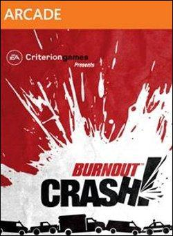 Burnout CRASH!  (Xbox 360 Arcade) by Microsoft Box Art