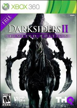 Darksiders 2 (Xbox 360) by THQ Box Art