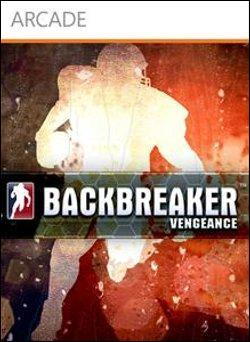 Backbreaker: Vengeance (Xbox 360 Arcade) by Microsoft Box Art