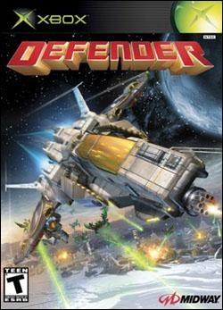 Defender (Xbox) by Midway Home Entertainment Box Art