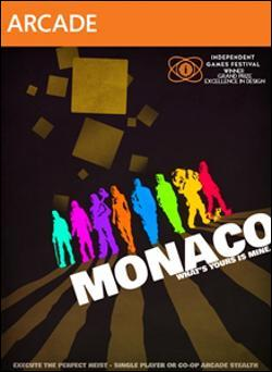 Monaco: What's Yours is Mine (Xbox 360 Arcade) by Majesco Box Art