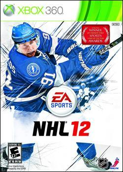 NHL 12 (Xbox 360) by Electronic Arts Box Art