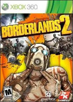 Borderlands 2 (Xbox 360) by 2K Games Box Art
