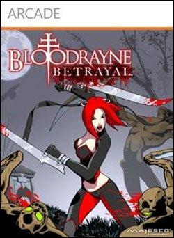 BloodRayne: Betrayal  (Xbox 360 Arcade) by Microsoft Box Art