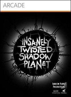 Insanely Twisted Shadow Planet (Xbox 360 Arcade) by Microsoft Box Art