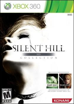 Silent Hill HD Collection (Xbox 360) by Konami Box Art
