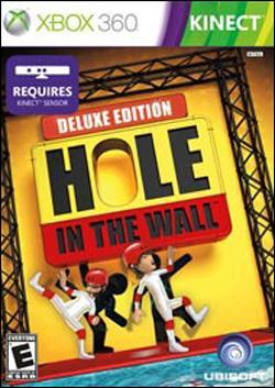 Hole in The Wall (Xbox 360) by Ubi Soft Entertainment Box Art