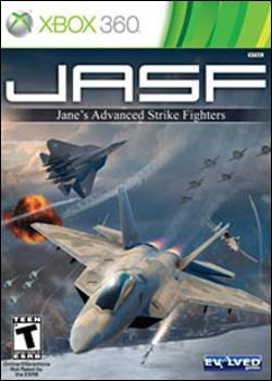 JASF: Janes Advanced Strike Fighter (Xbox 360) by Deep Silver Box Art