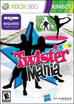 Twister Mania (Xbox 360) by Majesco Box Art