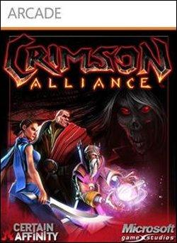 Crimson Alliance (Xbox 360 Arcade) by Microsoft Box Art