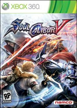 Soulcalibur V (Xbox 360) by Microsoft Box Art