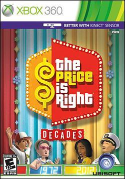 The Price Is Right  (Xbox 360) by Ubi Soft Entertainment Box Art