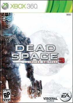 Dead Space 3 (Xbox 360) by Electronic Arts Box Art