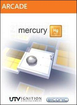 Mercury Hg (Xbox 360 Arcade) by Microsoft Box Art