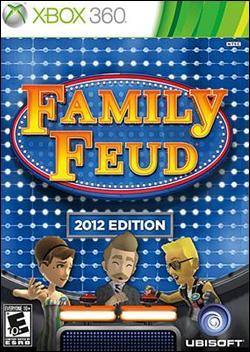 Family Feud 2012 Edition (Xbox 360) by Ubi Soft Entertainment Box Art