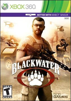 Blackwater (Xbox 360) by 505 Games Box Art