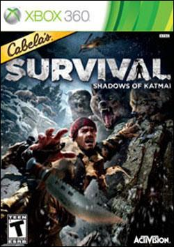 Cabela's Survival: Shadows of Katmai (Xbox 360) by Activision Box Art