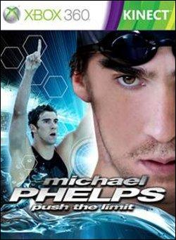 Michael Phelps: Push the Limit (Xbox 360) by Microsoft Box Art
