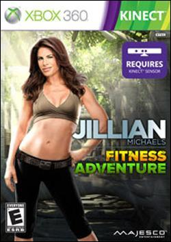Jillian Michaels' Fitness Adventure   (Xbox 360) by 505 Games Box Art